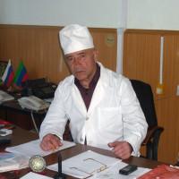 Багаудинов Закир Зулкаидович